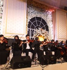 THE WEDDING OF MICHELLE & CYNTHIA [1.5.2016] by Seraphim Music Orchestra