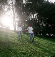 Pre wedding Imam & Diah by CoupleStory Photography
