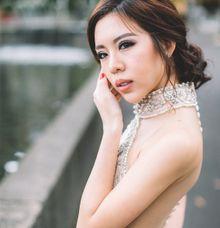 Bride - Stephanie by Keziah Shierly Makeup Artist