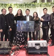 Wedding Event 29 April 2019 by Sixth Avenue Entertainment