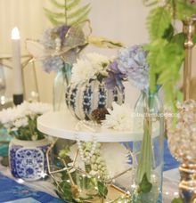 Chinoiserie VIP Table decor by Buttercup Decoration