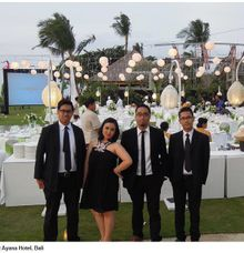 Wedding at Ayana Hotel Bali by Mole's Music