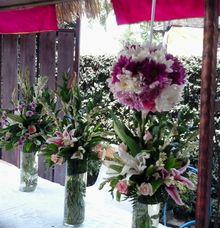 flower package by BALI SAINT FLORIST&wedding decoration