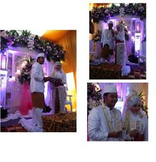 wedding Fajri and Anggita by GYDECORATION and Ine Catering