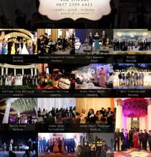Thanks to all clients 2014 !! We're so glad to be part of your happy day !! by Peter Rhian Music Entertainment