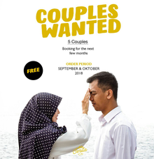 GIVE AWAY !!  COUPLE WANTED by Ada Cerita Project
