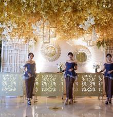 The  Wedding Heyne & Adit by Adara Pager ayu