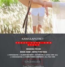 Promo Pernikahan by kawulapotret
