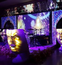 Aladdin Arabian Nights by 7 Sky Event Agency