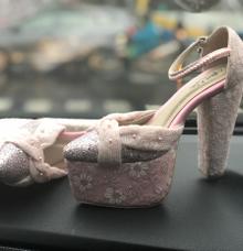 Ms Amalia by Alexa Wedding Shoes