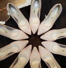 Rossy by Alexa Wedding Shoes