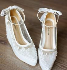 Agnes  by Alexa Wedding Shoes