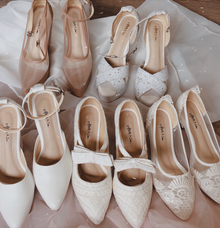 All project by Alexa Wedding Shoes