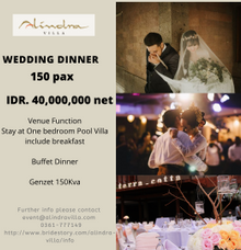 PROMO 2020 - Standard Packages by Alindra Villa