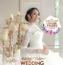 WEDDING OPEN HOUSE 18-19 MAY 2019 by Alissha Bride