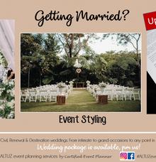 Wedding Services by ALTUZ events