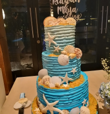 Ridwan&Maya Wedding by Alycia's Cake