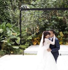 MIKE & YUNITA Wedding by AMITIE Bridal Accessories