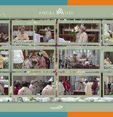 Audi & Angela Virtual Online Wedding Live Streaming Holy Matrimony by Truevindo
