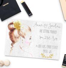 Anne & Jordan by She.Fox Invitations