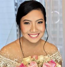 Bride | Kirsten Sanchez by April Ibanez Makeup Artistry