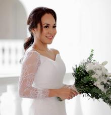 Bride | JAMIE by April Ibanez Makeup Artistry