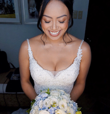 Bride | Rainbow by April Ibanez Makeup Artistry