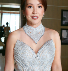 Mrs Kaw by April Ibanez Makeup Artistry