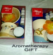 Aromatherapy Gift by MySouvenir by Dhara