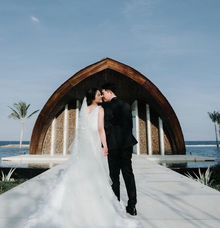 Bali Wedding Video of Harriman & Elvina by ARTGLORY BALI