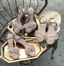 We are a Family: From Flower Girl to the Bride by Aveda Footwear