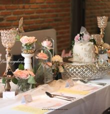 Shabby Bridal Shower by Buttercup Decoration