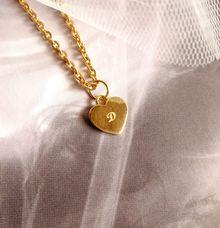 Melissa - 18ct Gold Tiffany Lock Necklace by AEROCULATA
