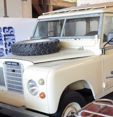 Land Rover, Safari Car by Empu Limousine