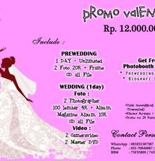 PROMO WEDDING 2015 by Charis Production