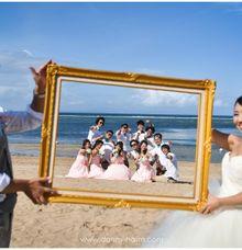 Kota & Aya Wedding at Conrad Bali by Danny Halim Productions