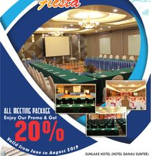 SPECIAL PROMO PACKAGE by Hotel Sunlake