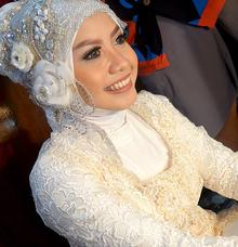 National Wedding Make Up by Pangestwury MakeOver