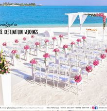 Specialized in Civil Renewal and Destination weddings by ALTUZ events