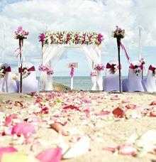 Pretty Party  Package - Beach Wedding (Price Rp. 28,000,00 nett) by TANADEWA VILLAS AND SPA, NUSA DUA