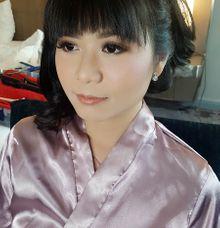 Make Up Hair Do Bridesmaid by Flo Make Up Artist