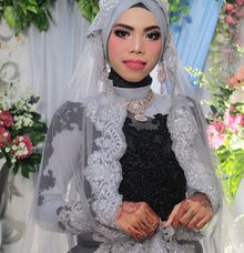Neni bride by FitriamakeUp