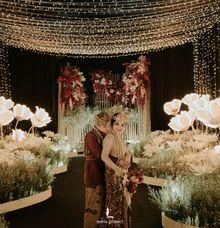 The Beautiful Symphony of Salsa & Akbar Wedding Day by Lemia Project
