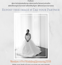 Pre-Wedding GIVEAWAY 2018  by Benita Octaviana
