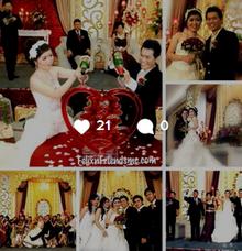 bilingual mc wedding Theo and  Elfira by FelixnFriends 3lingual mc-ent-wo