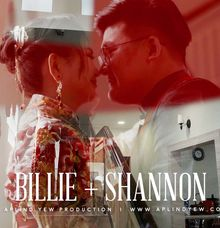 Billie & Shannon - Wedding Cinematic Video by Aplind Yew Production - Wedding Cinematography & Photography