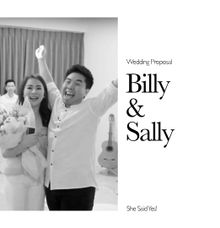 Billy Simpson & Sally Wedding Proposal by Intemporel Films