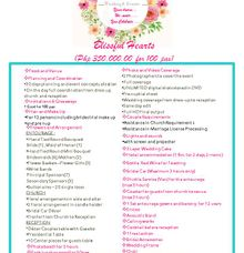 Blissful Hearts by iDream Wedding & Events