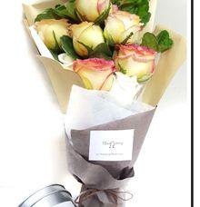 DE RECONNAISSANCE by Floral Story Int