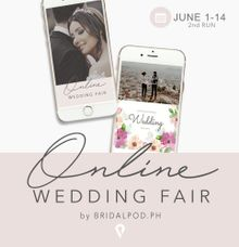 Join us at Bridalpod's Online Bridal Fair by ALTUZ events